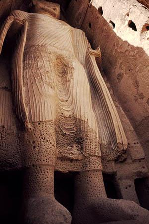Période préislamique BamiyanBuddha