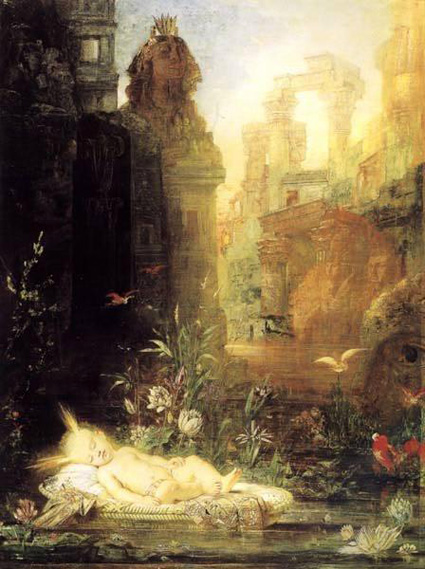 Gustave_Moreau_Moses_by_the_Nile_1878.jpg
