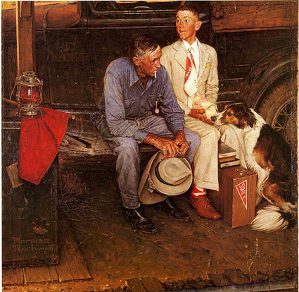 Norman_Rockwell_Breaking_Home_Ties_1954.jpg