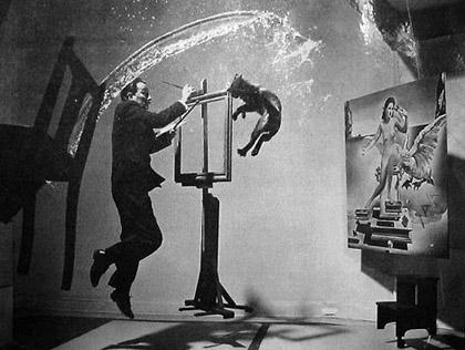 ghost of a flea dali atomicus 1948. Black Bedroom Furniture Sets. Home Design Ideas